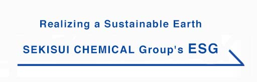 SEKISUI CHEMICAL Group's ESG